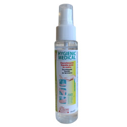 5600387497384-HYGIENIC MEDICAL - 70ml - Desinfetante das Mãos